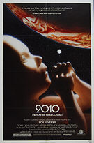 2010: The Year We Make Contact (1985) - Original US One sheet Movie Poster