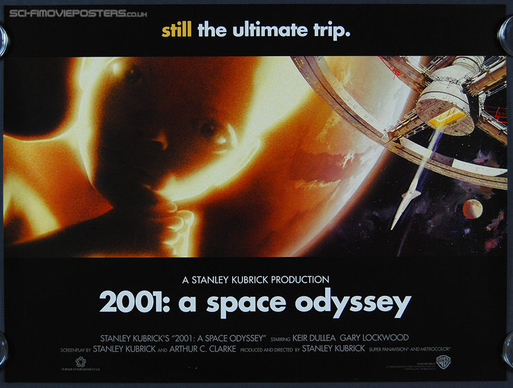 a review of the film 2001 a space odyssey 2001: a space odyssey film review by dean duncan another of the things that you will feel to reflect upon is the film itself: cinematically, 2001 is really quite.