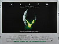 Alien: The Director's Cut (2003) - Original British Quad Movie Poster
