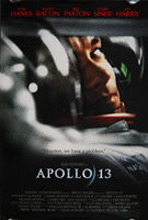 Apollo 13 (1995) - Original US One Sheet Movie Poster