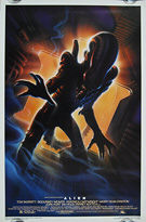 Alien: 15th Anniversary (1994) - Original US Kilian Enterprises One Sheet Movie Poster