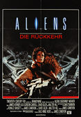 Aliens (1986) - Original German Movie Poster