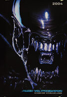 AVP: Alien vs. Predator (2004) Advance - Original US One Sheet Movie Poster