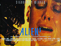 Alien 3 (1992) - Original British Quad Movie Poster