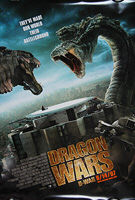Dragon Wars (2007) - Original US One Sheet Movie Poster