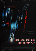 Dark City (1998) - Original German Movie Poster