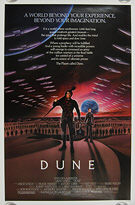 Dune (1984) - Original US One Sheet Movie Poster