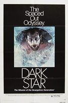 Dark Star (1974) - Original US One Sheet Movie Poster