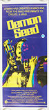 Demon Seed (1977) - Original Australian Daybill Movie Poster