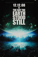 Day the Earth Stood Still, The (2008) version A - Original US One Sheet Movie Poster