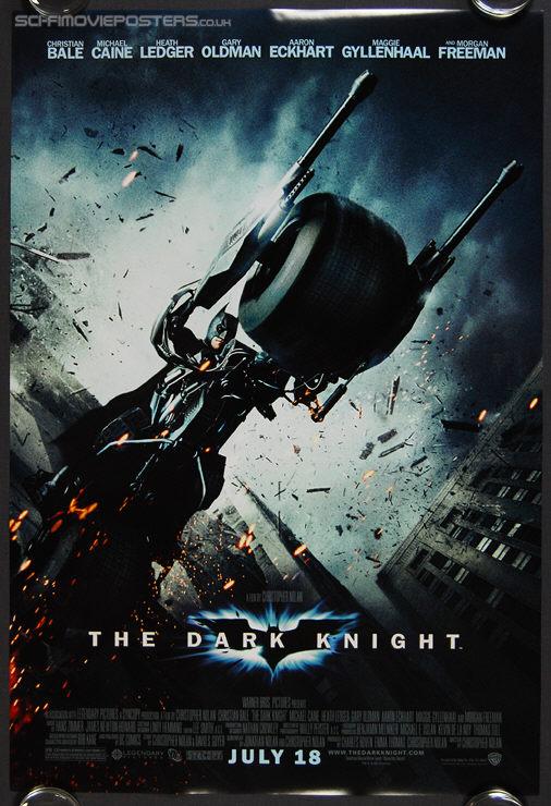 Dark knight official movie site