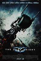 Dark Knight, The (2008) Bike - Original US One Sheet Movie Poster