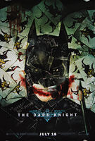 Dark Knight, The (2008) Wilding - Original US One Sheet Movie Poster