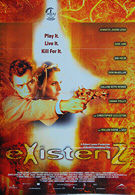Existenz (1999) - Original US One Sheet Movie Poster