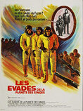 Escape from the Planet of the Apes (1971) - Original French Movie Poster