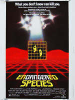 Endangered Species (1982) - Original US One Sheet Movie Poster