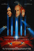 Fifth Element, The (1997) - Original US One Sheet Movie Poster