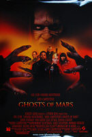 Ghosts of Mars (2001) - Original US One Sheet Movie Poster