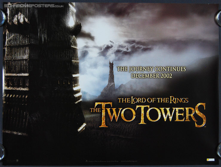 Movie vs Book:Two Towers - The One Wiki to Rule Them All