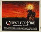 Quest for Fire (La Guerre du feu) (1981) - Original US Half Sheet Movie Poster
