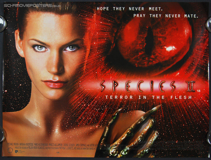species ii 1998 movie