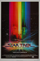 Star Trek: The Motion Picture (1979) Advance - Original US One Sheet Movie Poster