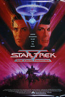 Star Trek V: The Final Frontier (1989) - Original US One Sheet Movie Poster