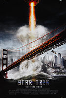 Star Trek: The Future Begins (2009) International 'B' - Original One Sheet Movie Poster