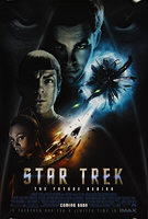 Star Trek: The Future Begins (2009) International 'C' - Original One Sheet Movie Poster