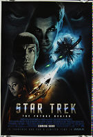 Star Trek: The Future Begins (2009) International 'C' Printer's Proof - Original One Sheet Movie Poster