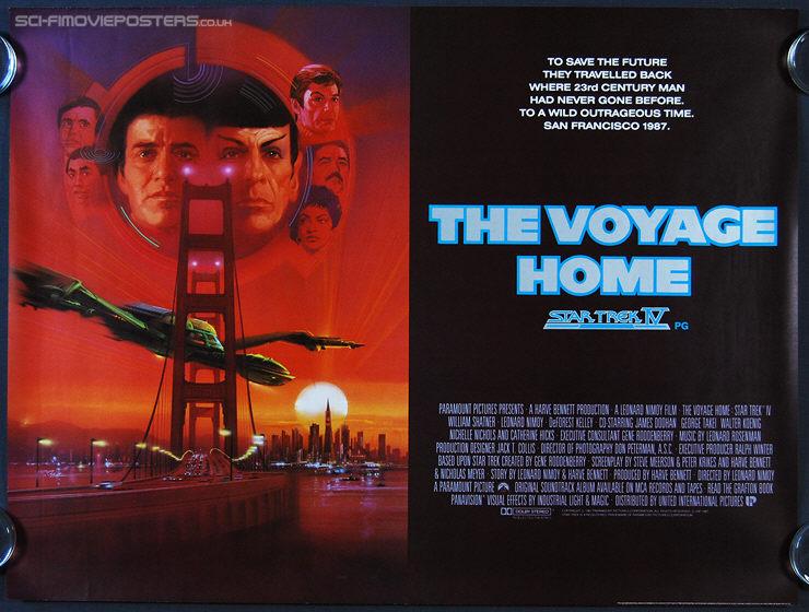 Star Trek IV The Voyage Home 1986