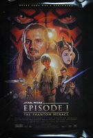 Star Wars: Episode I - The Phantom Menace (1999) Style 'B' - Original US One Sheet Movie Poster