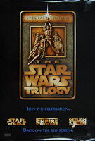 Star Wars Trilogy: Special Edition (1997) International 'A' Revised - Original One Sheet Movie Poster