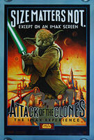 Star Wars: Episode II - Attack of the Clones - The IMAX Experience - Original US One Sheet IMAX Movie Poster