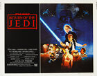 Star Wars: Return of the Jedi (1983) - Original US Half Sheet Movie Poster