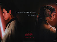 Star Wars: Episode II - Attack of the Clones (2002) Advance - Original British Quad Movie Poster