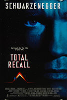 Total Recall (1990) - Original US One Sheet Movie Poster