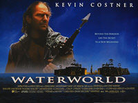 Waterworld (1995) - Original British Quad Movie Poster