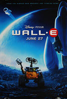 WALL-E (2008) - Original US One Sheet Movie Poster.