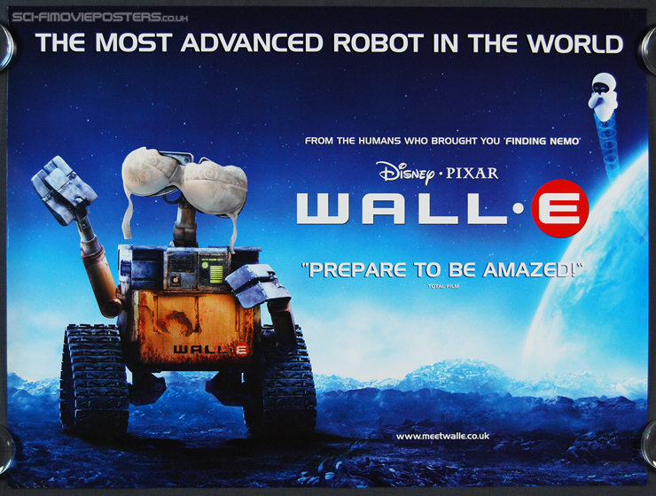 transcendentalism wall e Wall-e, the famous pixar robot, exhibited many traits of transcendentalism during his journey to bring life back to earth wall-e was designed to be a.